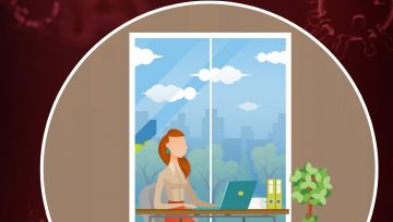 Working from home & maintaining a healthy business during Covid-19 restrictions